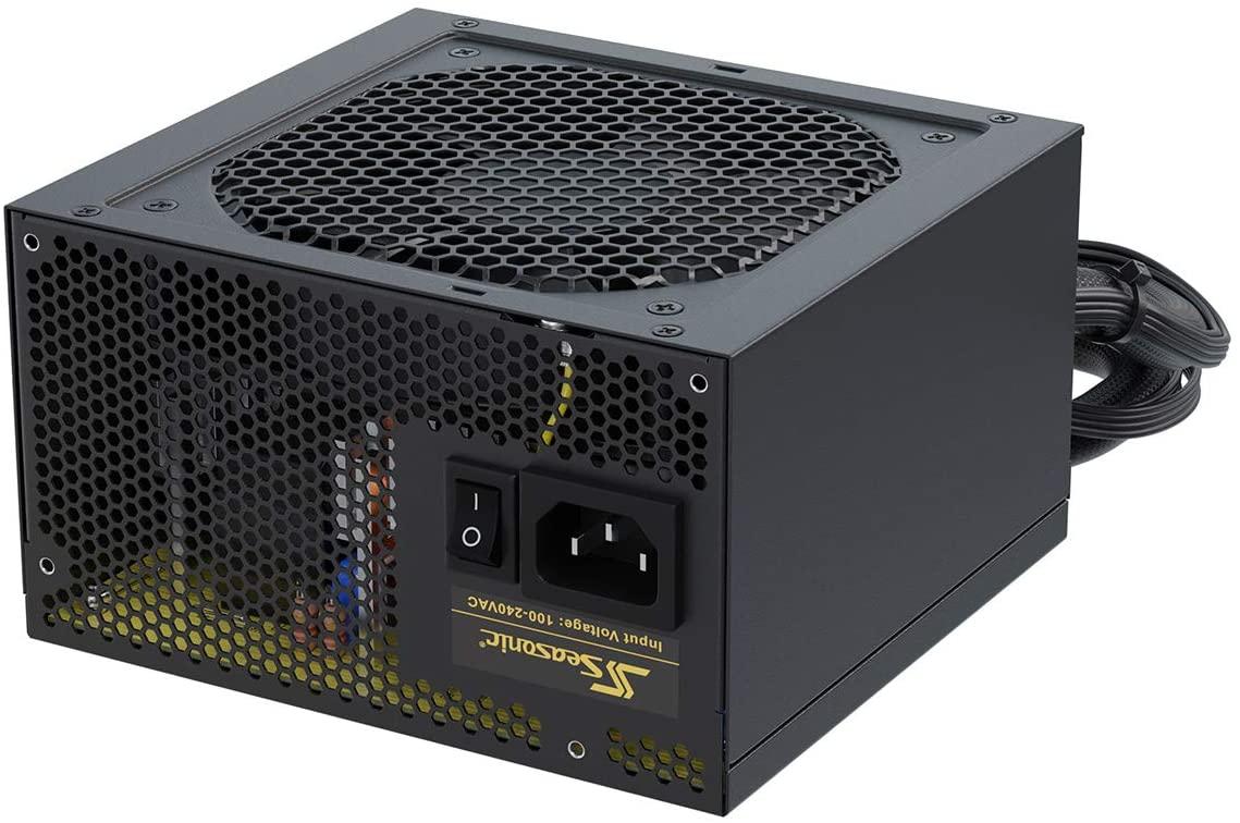 Seasonic Core Gold GC-650 650W 80+ Gold Power Supply, £69.98 at Amazon (7 years warranty)
