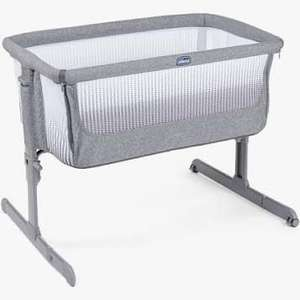 Chicco Next 2 Me Air Bedside Crib - £149 delivered @ John Lewis & Partners