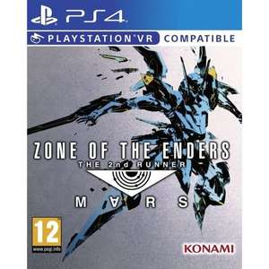 Zone of the Enders: The 2nd Runner (PS4) - £4.95 delivered @ The Game Collection