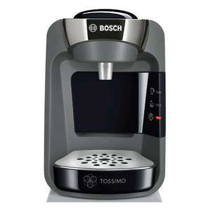 Bosch TAS3202GB 1300w Tassimo Suny coffee machine for £44.99 deliverd using code @ eBay / Hughes Direct