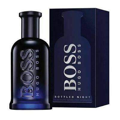 Hugo Boss Bottled Night 100ml EDT Spray £26 with code at perfume_shop_direct/ebay