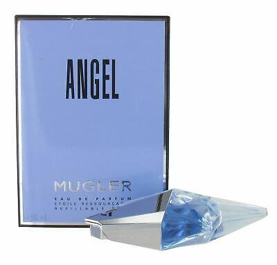 Thierry Mugler Angel 50ml Eau de Parfum Refillable Spray for Women - New £37.76 w/code from perfumeplusdirect/eBay