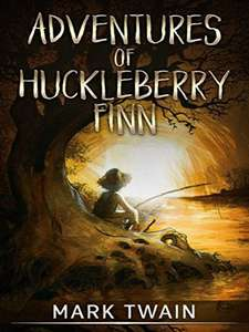 Free ebook - Adventures of Huckleberry Finn @ Amazon