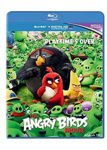 The Angry Birds Movie (Blu-ray) £2.59 delivered at Base