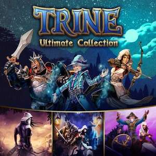 Trine: Ultimate Collection [ Nintendo Switch ] £15.99 ( £13.05 via RUS ) @ Nintendo eShop