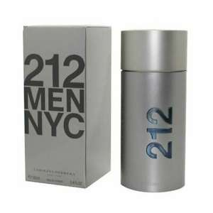 Carolina Herrera 212 Men NYC EDT 200ml Spray £53.56 delivered with code @ Perfume Shop Direct eBay