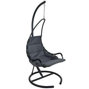 Hanging Garden Swing Chair / Sun Lounger £125.99 delivered @ eBay / XS items
