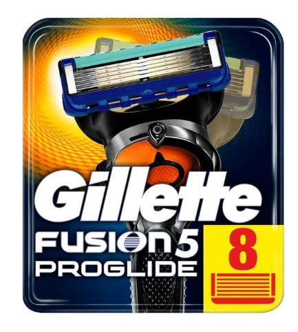 Gillette Fusion ProGlide Mens Razor Blades x8 £18 at Sainsbury's