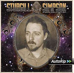 Sturgill Simpson - Metamodern Sounds In Country Music [VINYL] £11.99 (Prime) / £14.98 (non Prime) at Amazon
