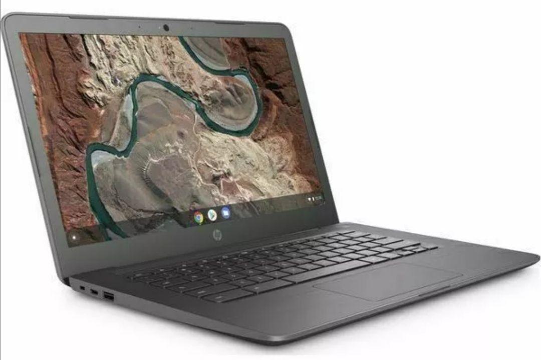 "HP 14-ca050sa 14"" AMD A4 Chromebook - 32 GB eMMC, Grey £193.59 @ Currys_Clearance ebay"