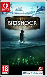 [Nintendo Switch] BioShock : The Collection/Borderlands : Legendary Collection - Pre Order - £32.06 each with Code @ Boss_deals/eBay