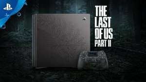 PlayStation 4 Pro 1TB Limited Edition The Last of Us Part II Bundle Pre-Order £349.99 at GAME