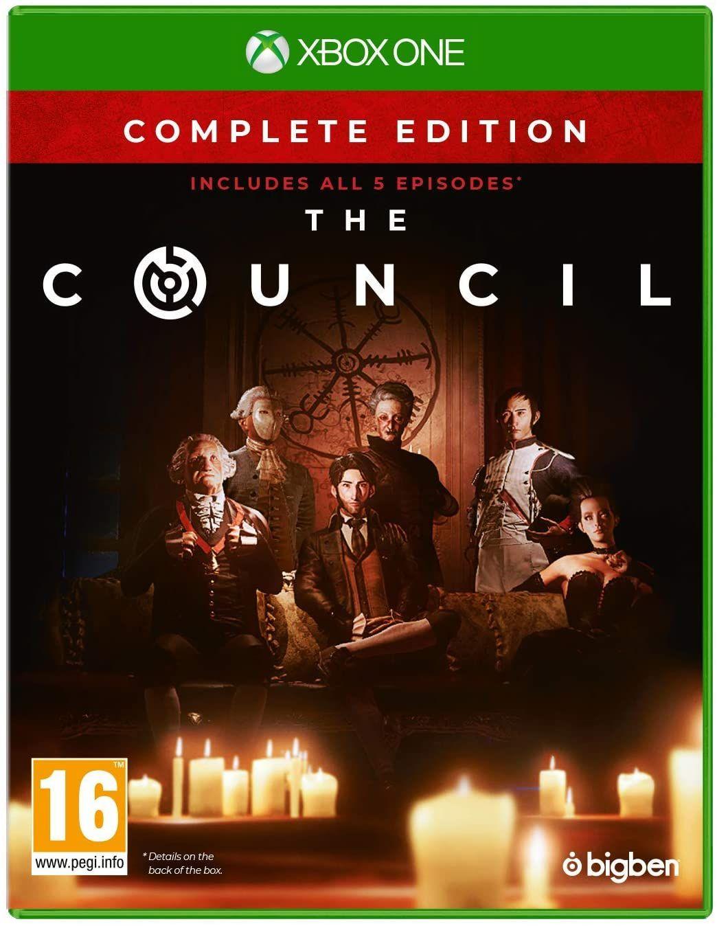 [Xbox One] The Council Complete Season - £4.99 @ Microsoft Store
