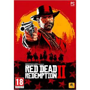 Red Dead Redemption 2 (PC) £27.99 + £4.99 del @ Game