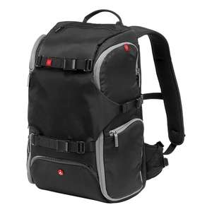 Manfrotto MB MA-BP-TRV Advanced Travel Camera Backpack - £53.10 Using Code @ eBay / cameracentreuk