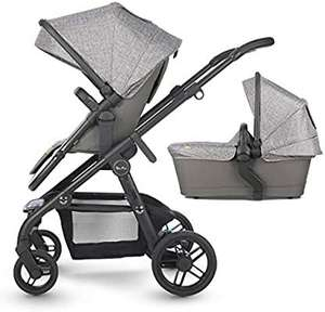 Silver Cross Coast Fully Adjustable 2-In-1 Baby Pram and Pushchair – Limestone £551.45 / £441.16 on £800 baby item spend @ Amazon