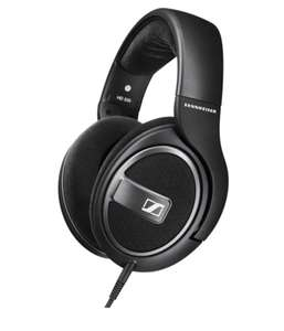 Sennheiser HD 559 B-stock Open Back Headphones - £45 Delivered @ Sennheiser