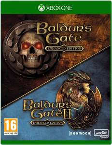 Baldur's Gate I & II Enhanced Edition (Xbox One) £13.85 delivered @ Base