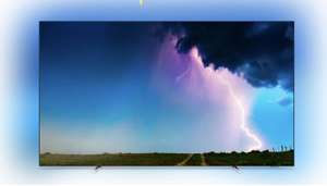 "PHILIPS Ambilight 55OLED754/12 55"" Smart 4K Ultra HD HDR OLED TV - £935.55 With Code @ eBay / Currys"