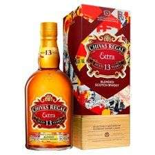 Chivas Regal Extra Blended Whisky 70Cl - £27 with coupon From Tesco Magazine