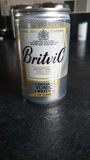 Britvic Tonic Water 150ml Normal and Low Cal - 19p Instore @ Home Bargains (Bradford)