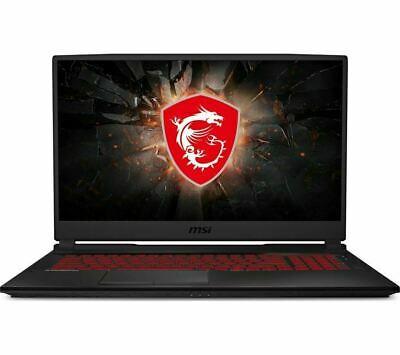 "MSI GL75 9SD-036UK 17.3"" Intel® Core™ i7 GTX 1660 Ti Laptop- 512 GB SSD 60hz - Refurb Grade B - £804.20 (W/ Code) @ eBay / currys_clearance"