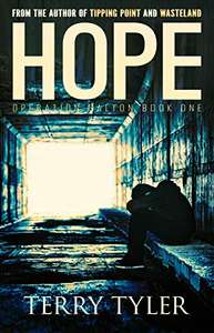 Dystopian Sci-Fi Thriller - Hope (Operation Galton Book 1) Kindle Edition - Free @ Amazon