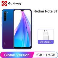 Global Version Xiaomi Redmi Note 8T 4GB 64GB £134.99 @ Hong Kong Goldway / Aliexpress