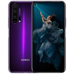 Honor 20 Pro 256GB Smartphone + 30GB Data On O2 On 24 Months / £26pm With Zero Upfront - £624 @ Mobile Phones Direct