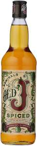 Old J Spiced Rum, 70 cl £18 + £4.49 NP @ Amazon