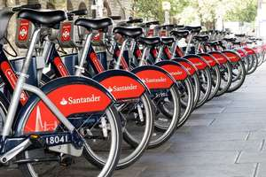 Free 24 Hour Use of Santander Bikes for NHS Workers