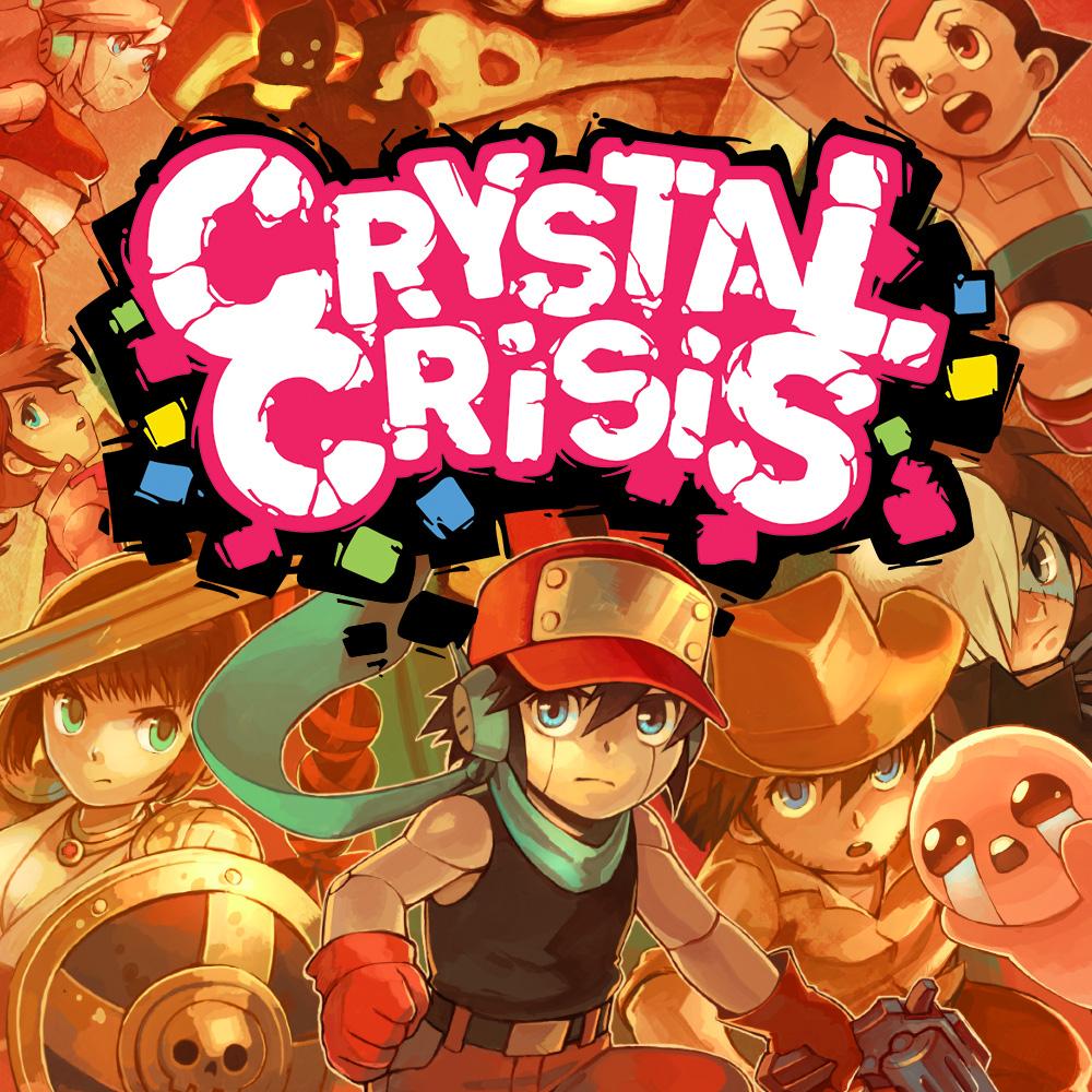 [Nintendo Switch] Crystal Crisis £8.99 @ Nintendo eShop (£7.34 SA)
