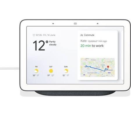 Google Nest Hub - 4 colours £68.99 on google store