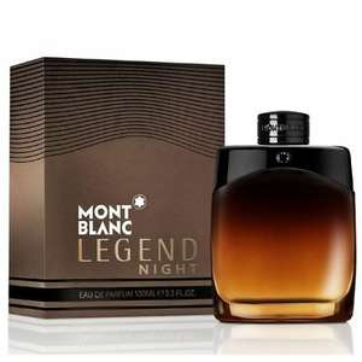 Mont Blanc Legend Night Eau de Parfum 100ml £27.16 delivered using code @ eBay / Perfume shop direct
