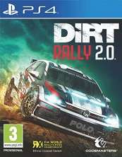 DiRT Rally 2 0 PS4 used £9.99 @ boomerang