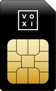 VOXI £10 / Month Sim with first month free by using Code saving you £10 inc Free Delivery at Mobiles.co.uk