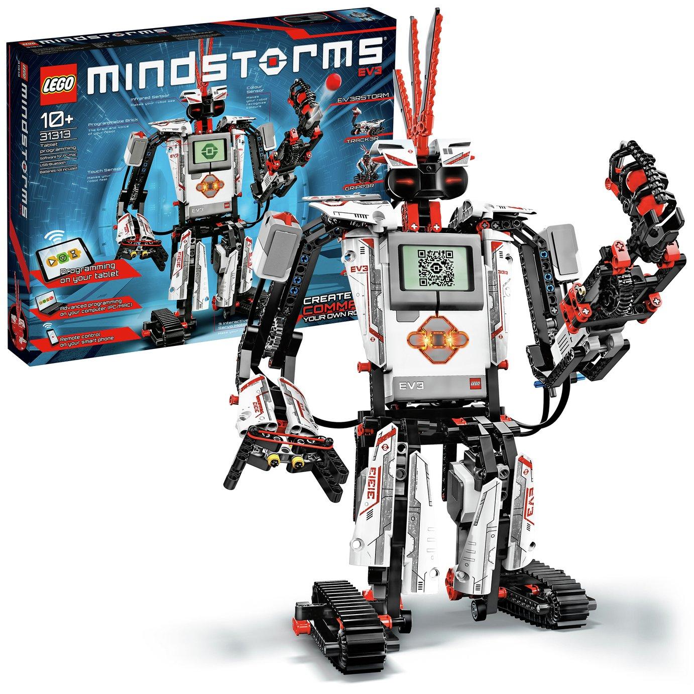 LEGO MINDSTORMS EV3 Toy Robot Building Kit - 31313 £178.95 delivered @ Argos