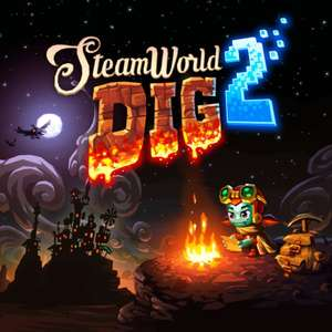 SteamWorld Dig 2 PC Steam £5.99 at Humble Bundle