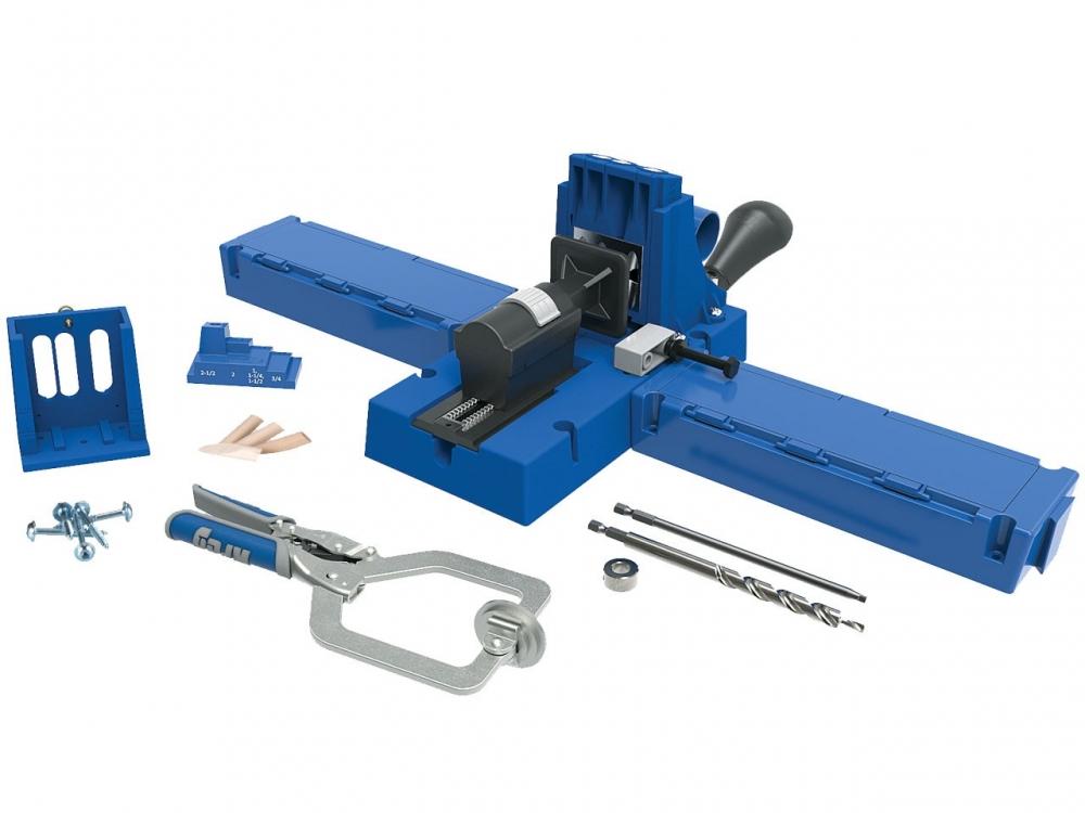 Kreg K5MS-EUR Jig® K5 Master System - £125.99 delivered @ Powertoolmate