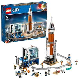 LEGO City Space Rocket n Launch Control Playset - 60228 - £60 / £63.95 delivered @ Argos