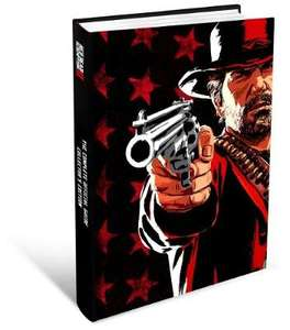 Red Dead Redemption 2 Official Strategy Guide Collector's Edition - £25.99 delivered @ Waterstones
