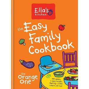 Ella's Kitchen The Easy Family Cook book £9.83 Delivered Free From The Book Bundle Online/ OnBuy