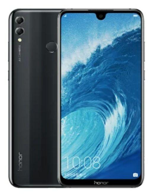 Honor 8X Max 64GB 4GB Black 7.12 inch 4900mAh Battery Smartphone - £126.66 @ Hongkong VT Store / Aliexpress