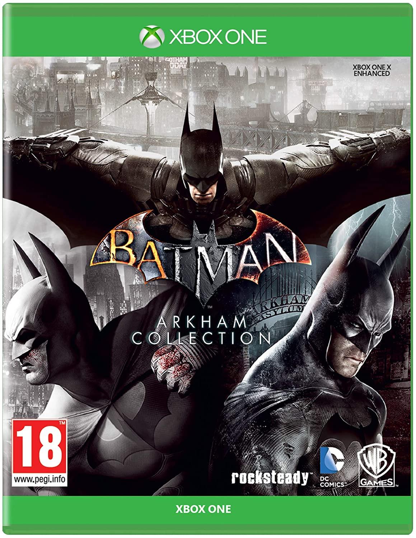 Batman: Arkham Collection [Xbox One] £13.45 @ Xbox Store Norway