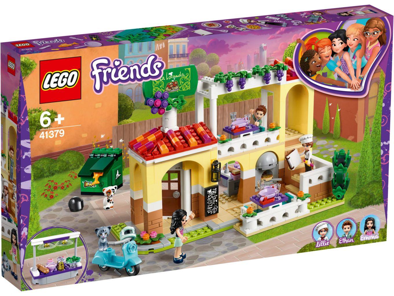LEGO Friends 41379 Heartlake City Resturant £33.45 delivered @ Argos