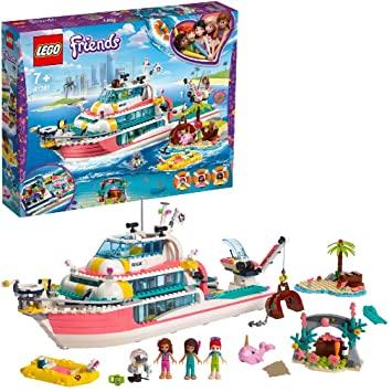 LEGO 41381 Friends Rescue Mission Boat (39% Off RRP £84.99) - £52 @ Amazon