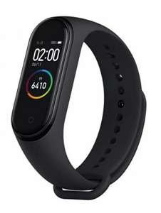 Xiaomi Mi Smart Band 4 Fitness Tracker with Heart Rate Monitor Amoled BT 5.0 - Black £24.99 @ mymemory