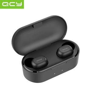 QCY QS2 TWS Bluetooth V5.0 Headphones £12.13 Delivered @ AliExpress Deals / QCY Official
