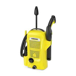 Karcher K2 Basic 110bar High Pressure Washer 1400W 240V £64 delivered with code + 2 Year Guarantee @ B&Q