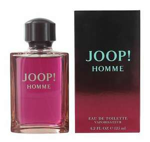 Joop! Homme 125ml Eau de Toilette Spray for Men - New - £17.56 @ perfumeplusdirect eBay